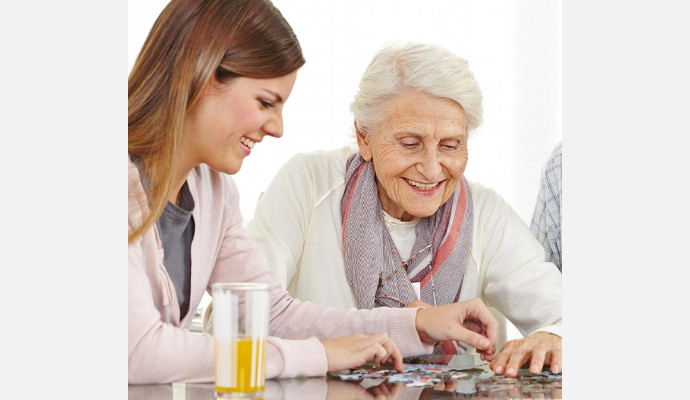 Easy Crafts For Seniors With Dementia